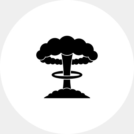 nuclear explosion: Nuclear Explosion Icon