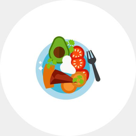 food: Sobrebarriga Sudada food icon