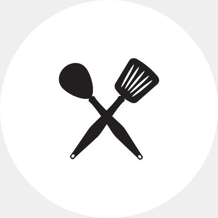 heatproof: Spoon and turner