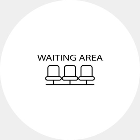 zona: Waiting area
