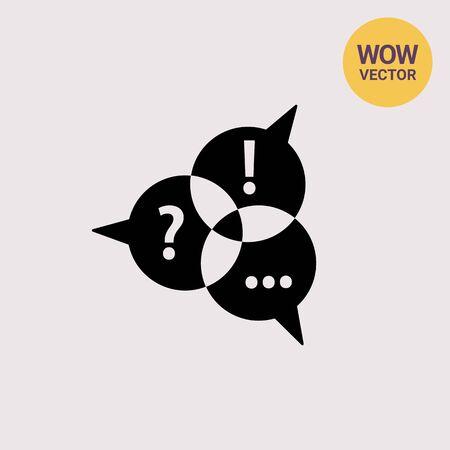 Communication Simple Icon