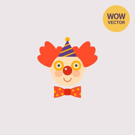 joking: Clown face