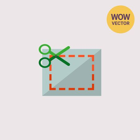 scissors icon: Cutting Scissors Icon