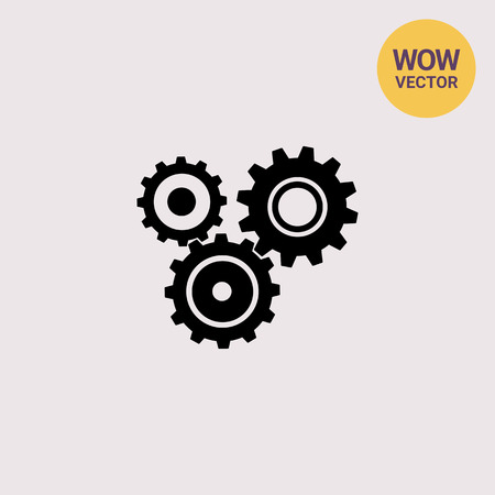 Engineering simple icon