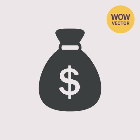 money: Money bag