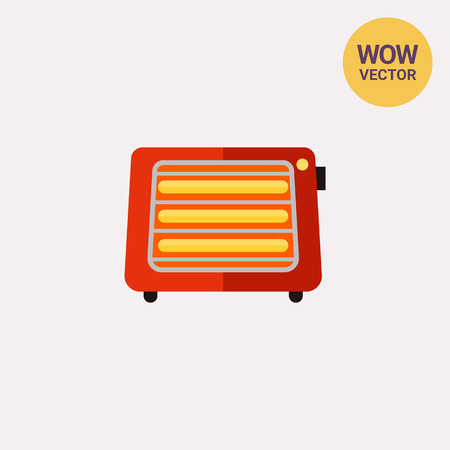 Space Heater Icon