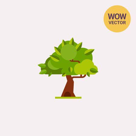 Summer Tree Icon