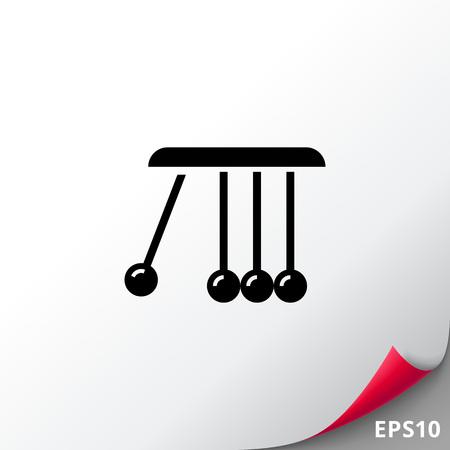 boules équilibrage icône