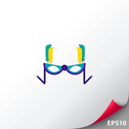 incognito: Carnival Mask Icon
