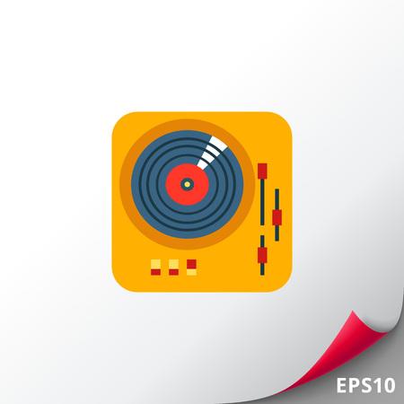 Dj record player
