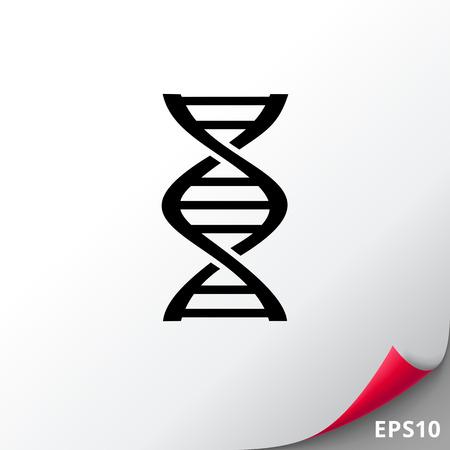 cytology: Genetics simple icon