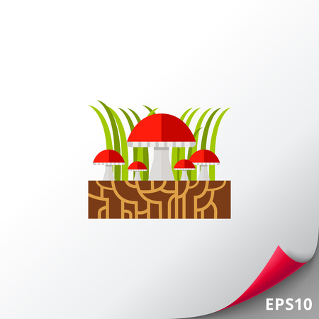 spore: Mycelium and Mushrooms Icon