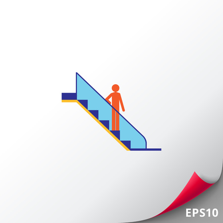 Escalator icon