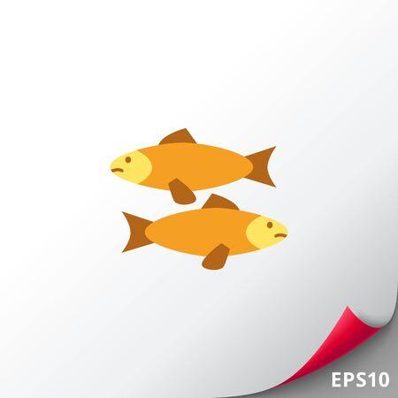 mediterranean diet: Fish icon