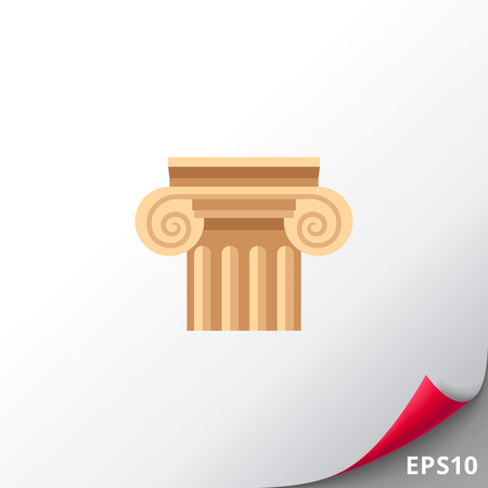 Column Vector Icon