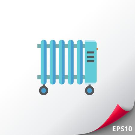 Heizkörper-Vektor-Symbol Lizenzfrei Nutzbare Vektorgrafiken, Clip ...