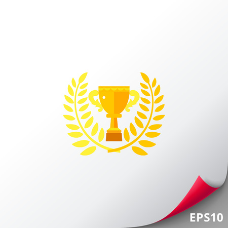 Golden Trophy Cup icon