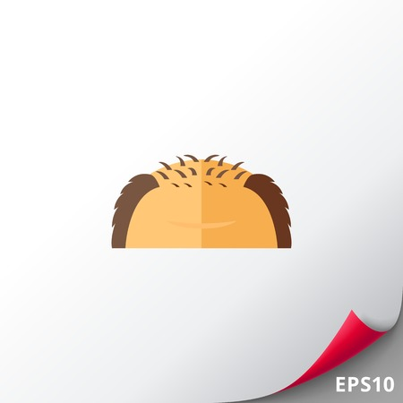 Male forehead icon