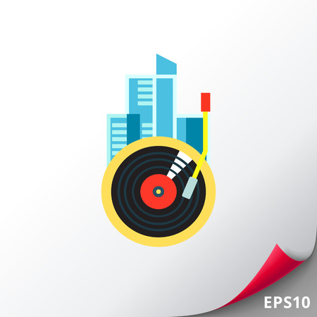 Music and City Icon