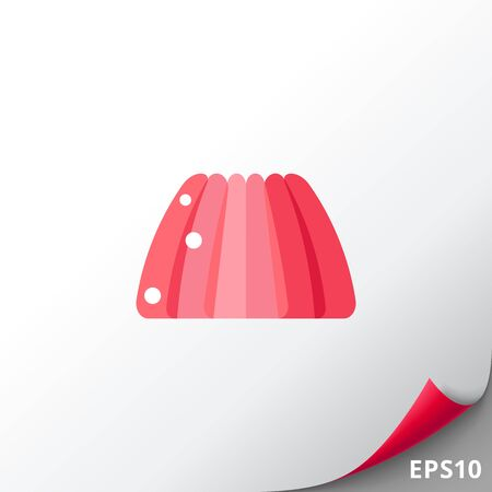 Pink Jelly Icon
