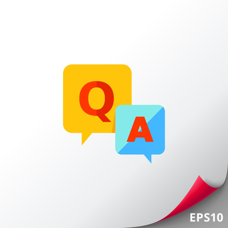 Question-answer Boxes Icon
