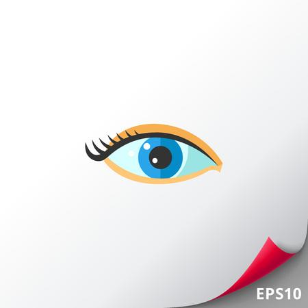 retina: Human eye icon