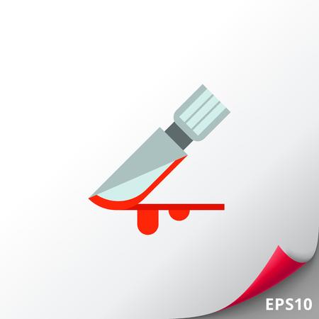 Scalpel Vector Icon