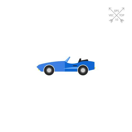 prestige: Cabriolet Concept Icon