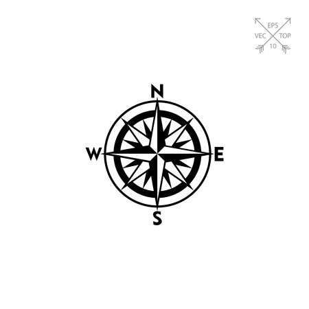 coordinacion: Cartografía simple icono