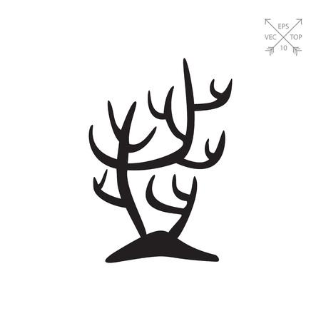 Coral Branch Icon