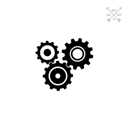 Engineering simple icon Illustration