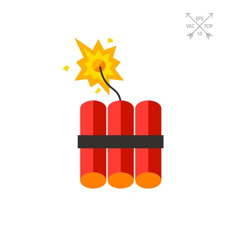 Dynamite Vector Icon