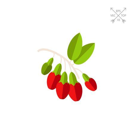 lycium: Bunch of Goji Berries Icon