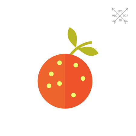 carbohydrate: Orange icon