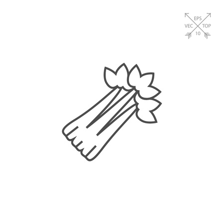 rhubarb: Rhubarb Illustration