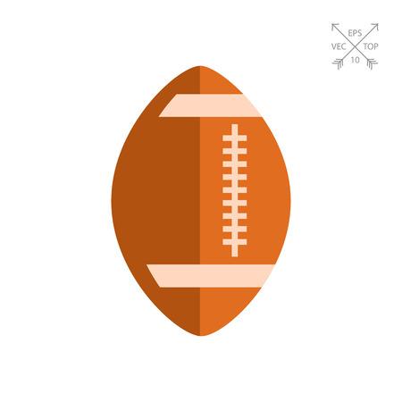 Rugbybal icoon