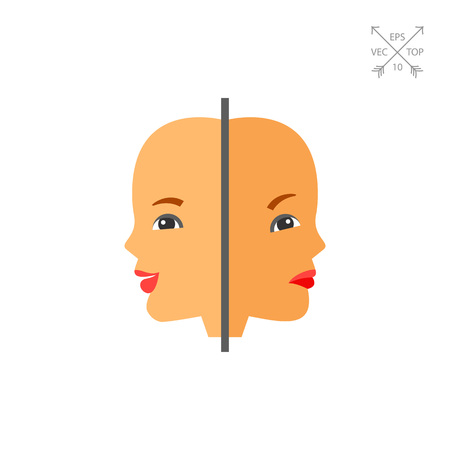behaviorism: Psychology Flat Icon