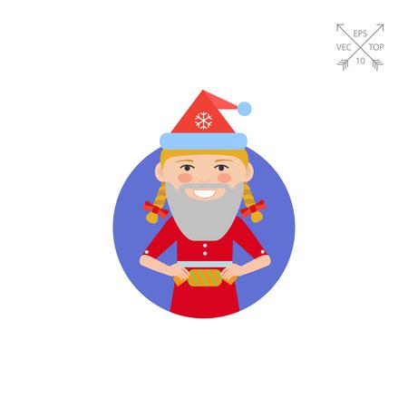 3c256c7aeb9 618 Hat Santa Blond Cliparts
