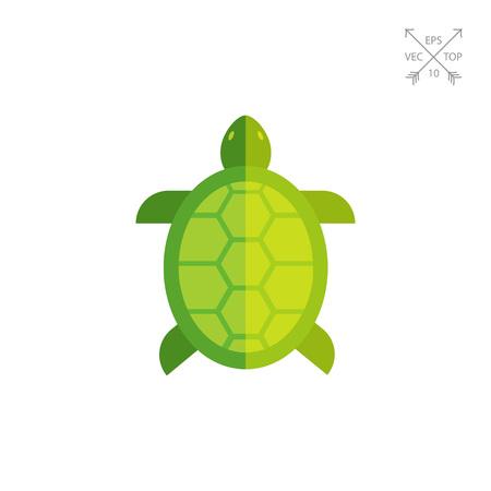Turtle icon Stock Vector - 75509177
