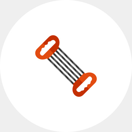 expander: Fitness expander vector icon