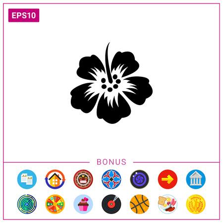 pistil: Exotic Flower Icon