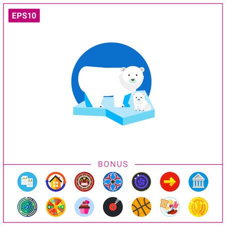 floe: Polar Bears Icon
