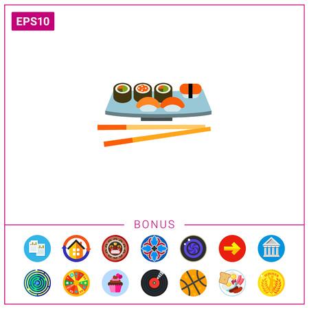 Sushi Set Icon
