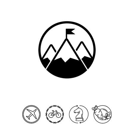 Challenge Simple Icon