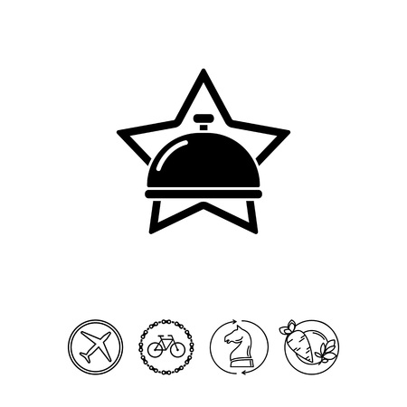 Features Simple Icon