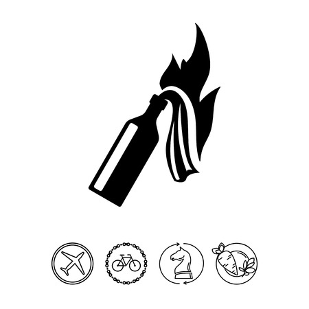 stuffing: Fire Cocktail Icon