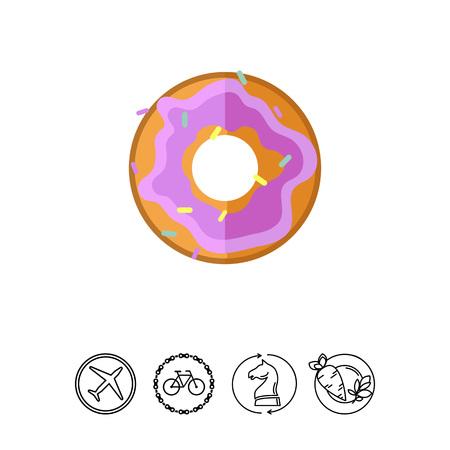 carbohydrate: Doughnut