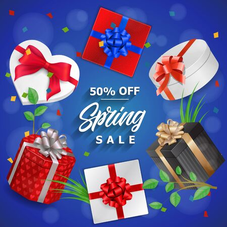 Spring Sale Lettering