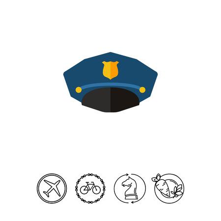 Icono de Cap de la Policía