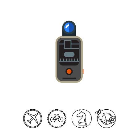 Remote Flash Trigger pictogram